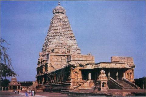 Храм Брихадешвары