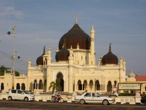 Малайзия, Алор Сетар, Мечеть
