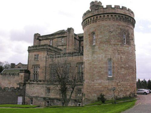 Замок Далхузи