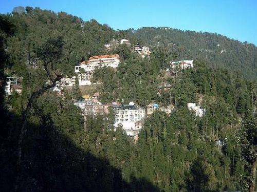Далхузи в Химачал Прадеш