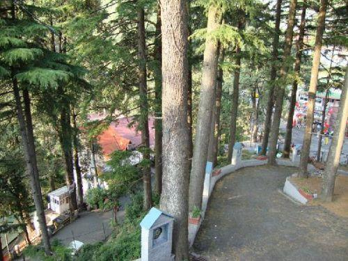 Далхузи в Химачал Прадеш. Улица-лестница