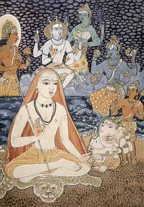 Смартизм. Иллюстрация из Танца с Шивой