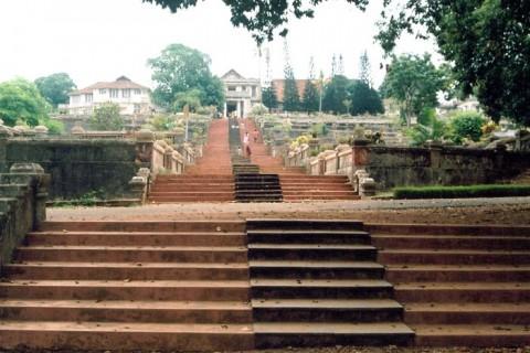 Thripunithura Hill Palace (фото из Инета)