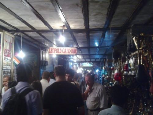Колаба, шопинг