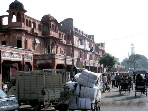 Улица Джайпура