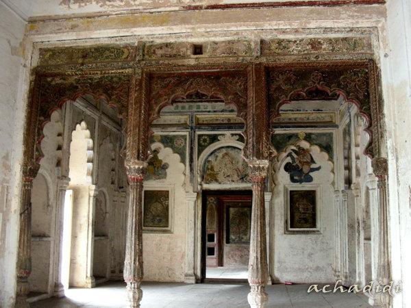 Джанси, дворец рани Лакшми баи