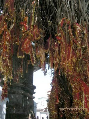 Кангра. В храме Дурги