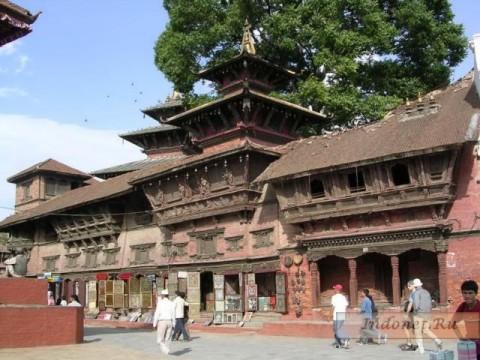 Катманду, Дурбар
