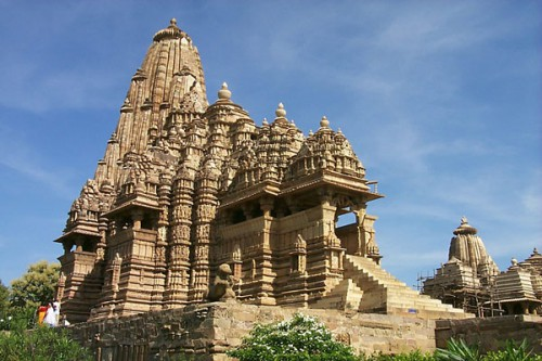 Каджурахо, Храм Деви Джагадамби. Фото Paul Mannix