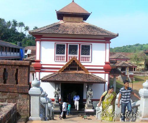 Индуистский храм Маликарджуна
