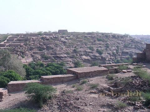 Мандор, развалины средневековой столицы Марвара