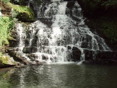 Elefant Falls под Шиллонгом
