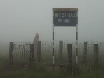 самое мокрое место в мире - Маусинграм!