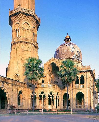Мьюр Колледж (Аллахабад), арх.У.Эмерсон, 1874-1887