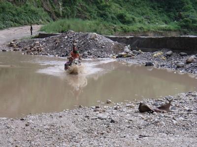 Birganj-Kathmandu, главная, между прочим, дорога Непала)