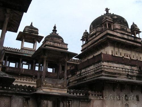 Дворец Джахангира. Орчха