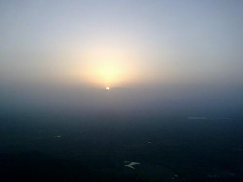 Sunset,  Маунт Абу