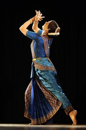 Malavika Sarukkai танцовщица Бхаратнатьям, фото R. Ravindran