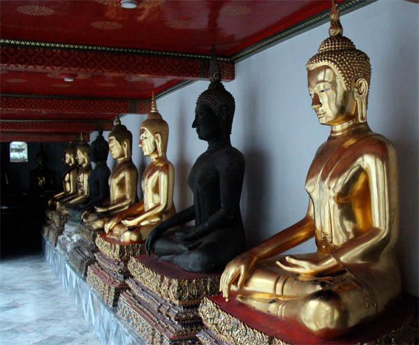 Ряды Будд