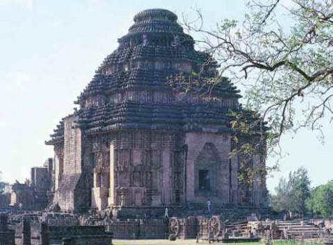 Храм Солнца в Конарке
