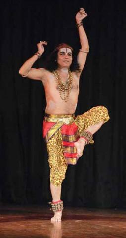 к материалу Воспевая космический танец Шивы