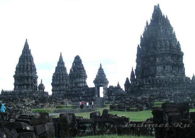 Прамбанан, Ява, Индонезия