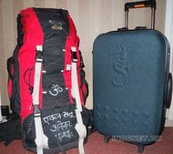 Чемодан или рюкзак? Обзор-сравнение рюкзаков на колесах