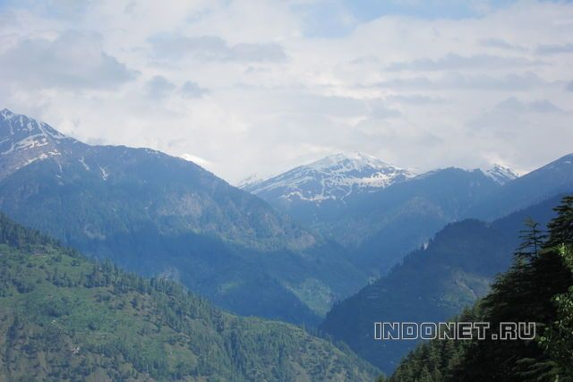 Долина Куллу (от Наггара к водопаду Джанна)