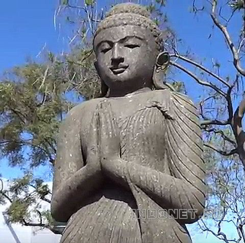"Анджали мудра или ""жест молитвы"""