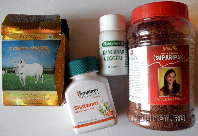Аюрведа для женского здоровья