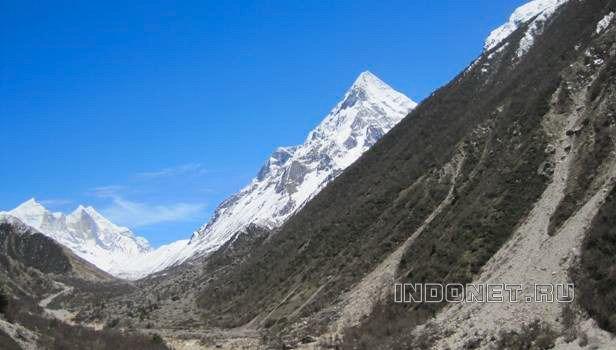 Гималаи. Тропа из Ганготри на Гомукх