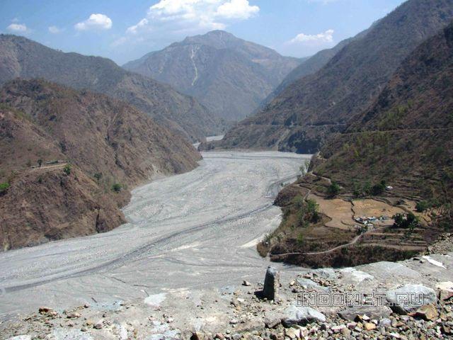 предгорья индийских Гималаев