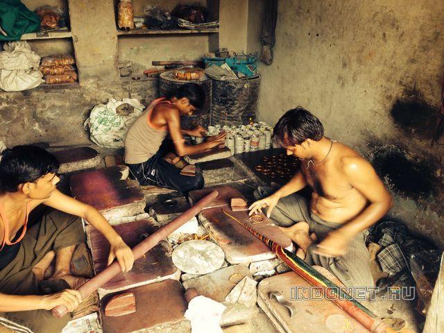 Индийские браслеты