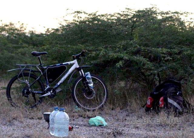 По Индии на велосипеде