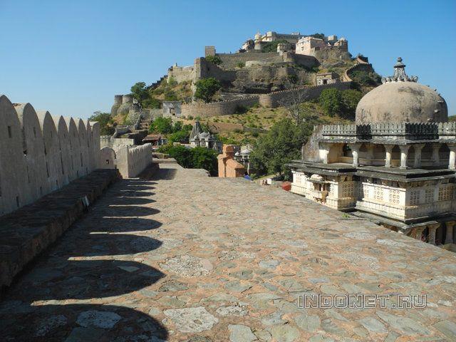 Кумбалгарх форт