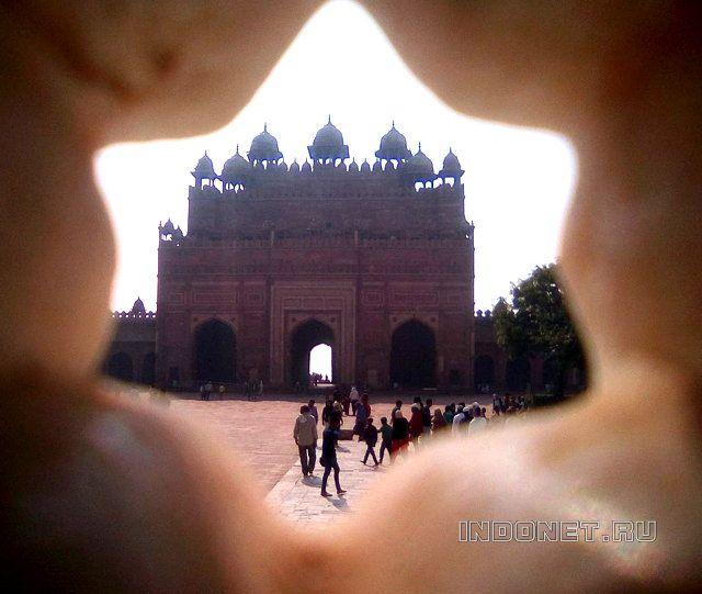 Индия, фото фатехпур сикри