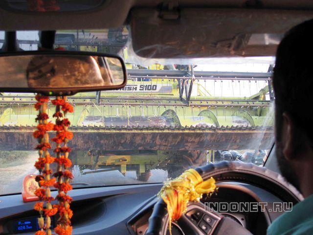 За рулем в Индии: правила, вождение, бензин