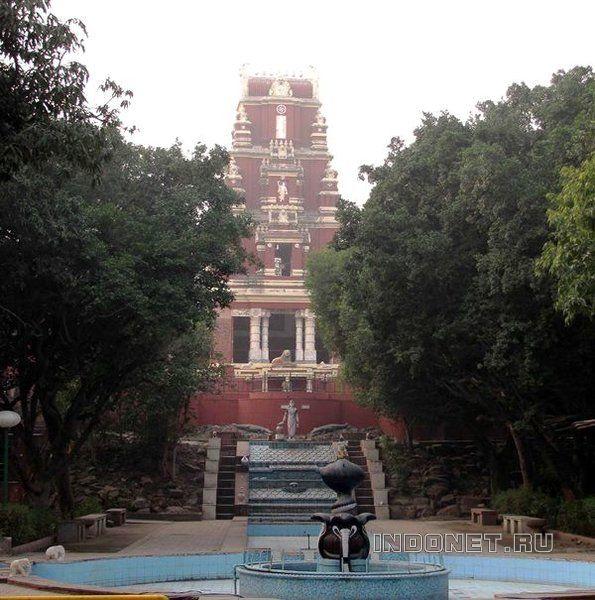 Дели, храм Лакшми Нараян (Бирла мандир)