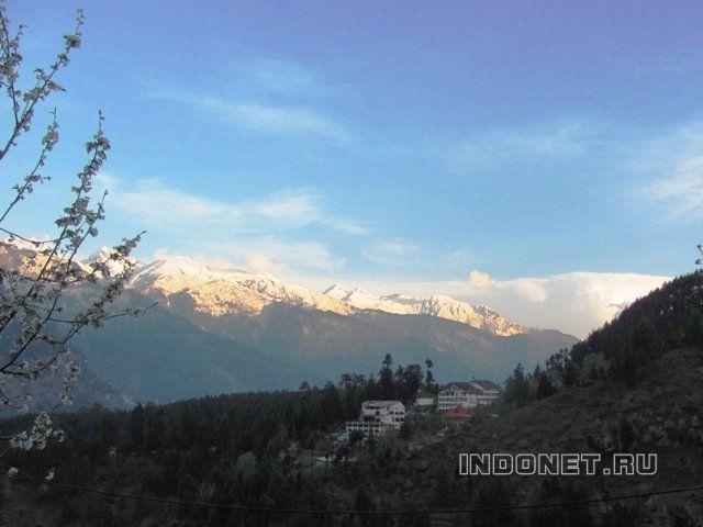 Долина Куллу: Манали