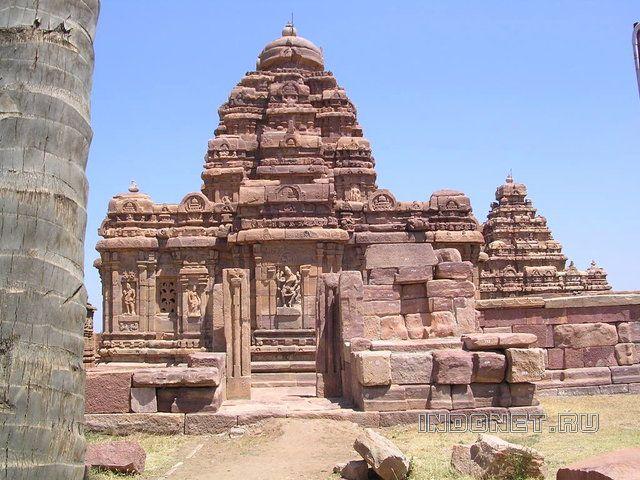 Паттадакал, Карнатака, Индия
