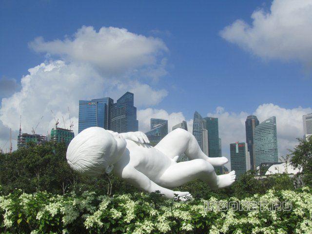 3 дня в Сингапуре