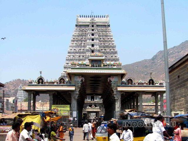 Тируваннамалаи, храм Аруначалешвар