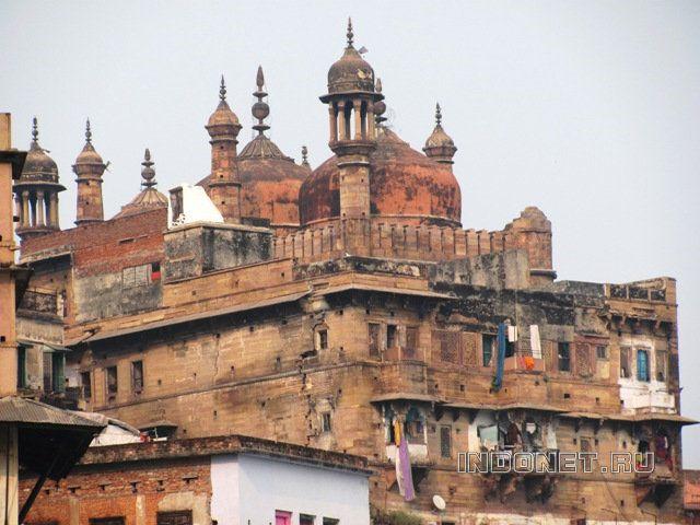 Индия,  Варанаси, старый город