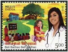 Меняя Индию посредством образования для девочек