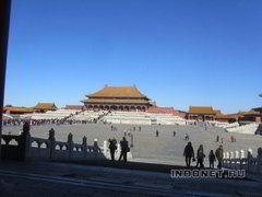 Запретный Город. Пекин, Китай