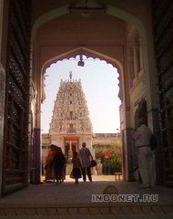 Пушкар, фото храма Вишну