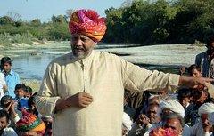 Легендарный 'Водный человек' Раджендра Сингх