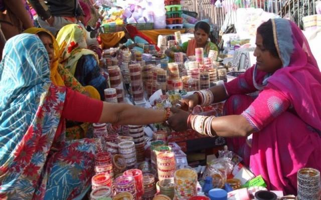 Базар в Джодпуре