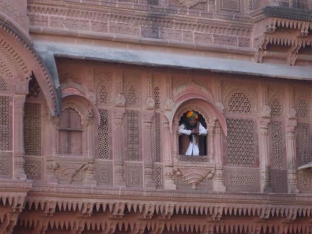 Джодпур, форт внутри