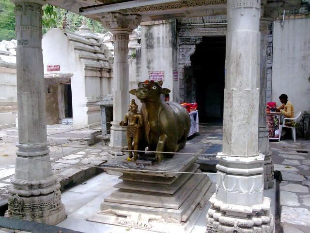 Храм Шивы, Ачалгарх